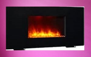 Best Wall Mounted Electric Heater Pura Flame Fireplace