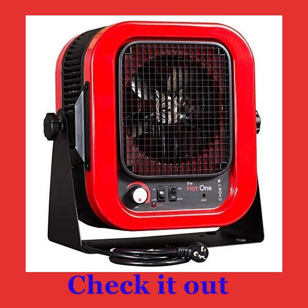 best garage heater Cadet RCP402S