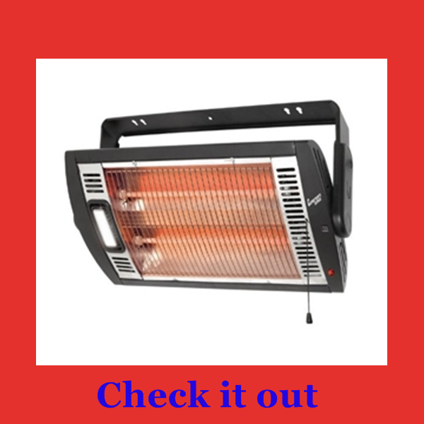 best garage heater Optimus H-9010