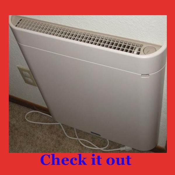 small plug in wall heater Envi HH1012T