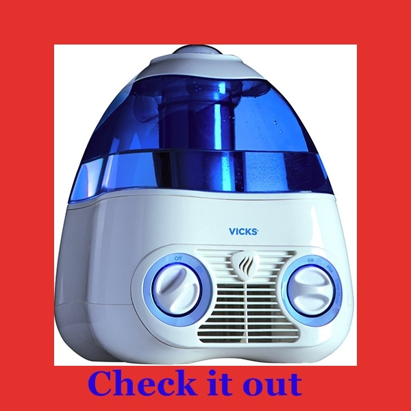 Best humidifier for baby congestion ...Vicks Starry night cool mist