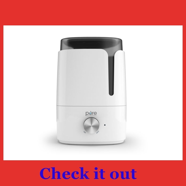 Easy to clean humidifier Hume Ultrasonic cool mist humidifier