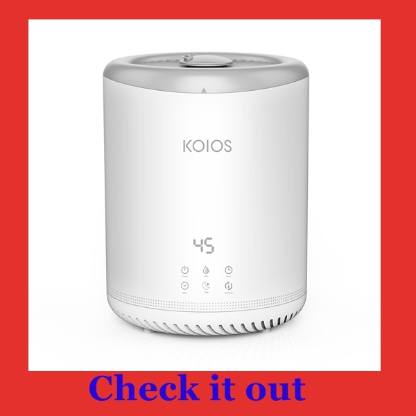 Easy to clean humidifier KOIOS humidifier ST900