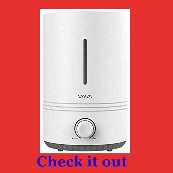 Best humidifier for babies with colds, baby cough, cold and congestion-VAVA VA AH017 Top Fill Ultrasonic Cool Mist