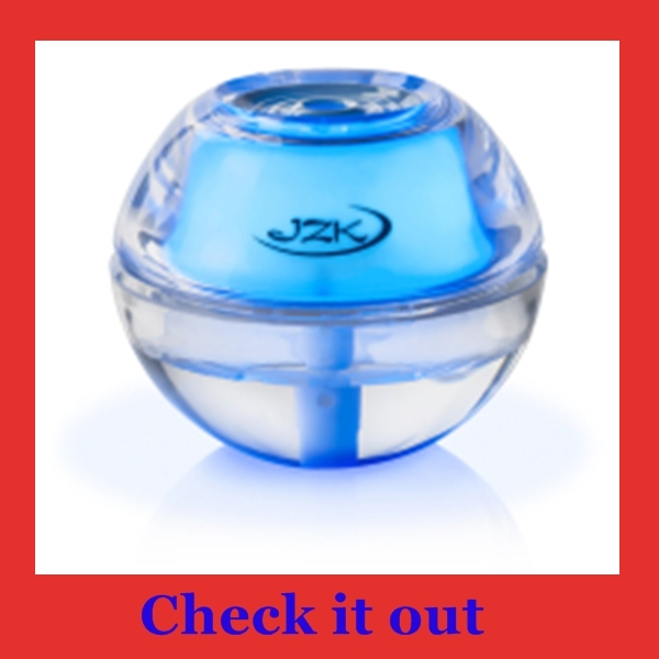 best humidifier for sinus problems, allergies or asthma...JZK mini Portable