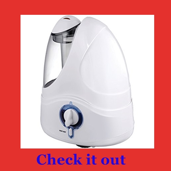 best humidifier for sinus problems, allergies or asthma...Optimus U 31002 cool mist ultrasonic