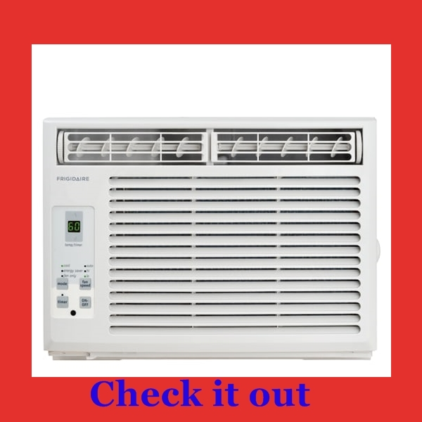 Best & smallest window air conditioner on the market...Frigidaire FFRE0533S1