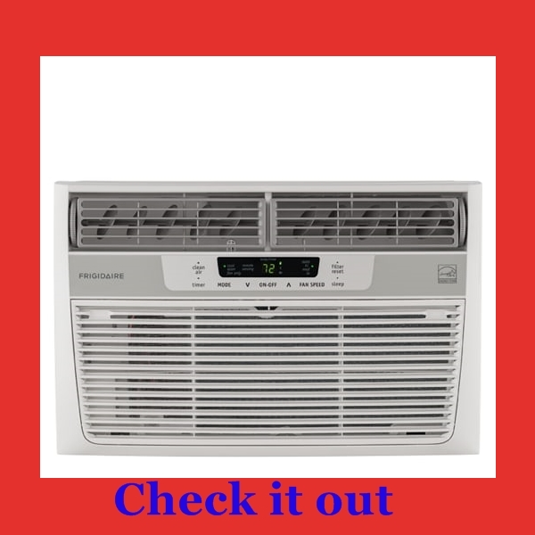 Best & smallest window air conditioner on the market...Frigidaire FFRE0833S1