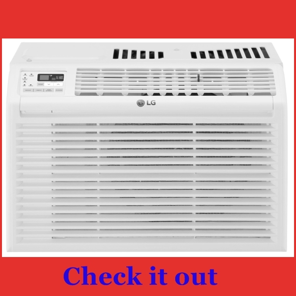 Best & smallest window air conditioner on the market...LG LW6017R 6,000 BTU