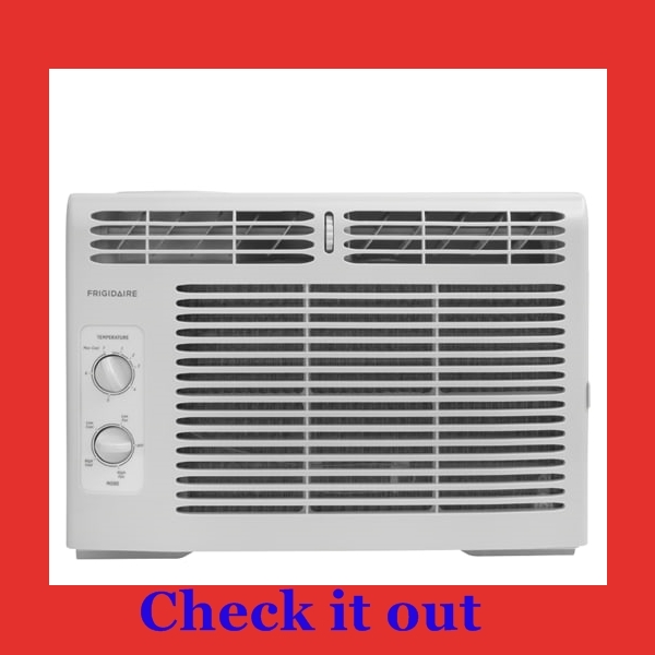 best & smallest window air conditioner on the market...Frigidaire FFRA0511R1