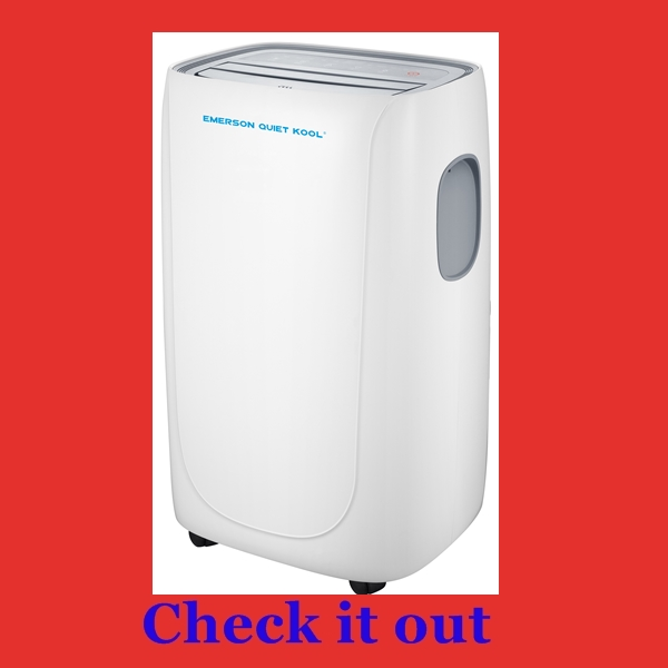 Quietest portable air conditioner...Emerson Quiet cool 10000 BTU