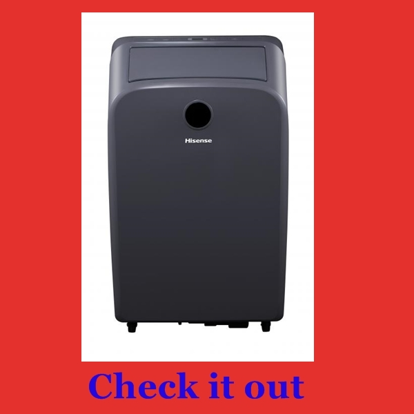 Quietest portable air conditioner...Hisense Super Quiet cool 12000 BTU