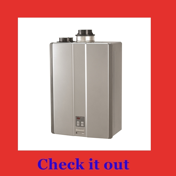 Best tankless water heater for RV, camper or travel trailer...Rinnai RUC98iN Ultra Series