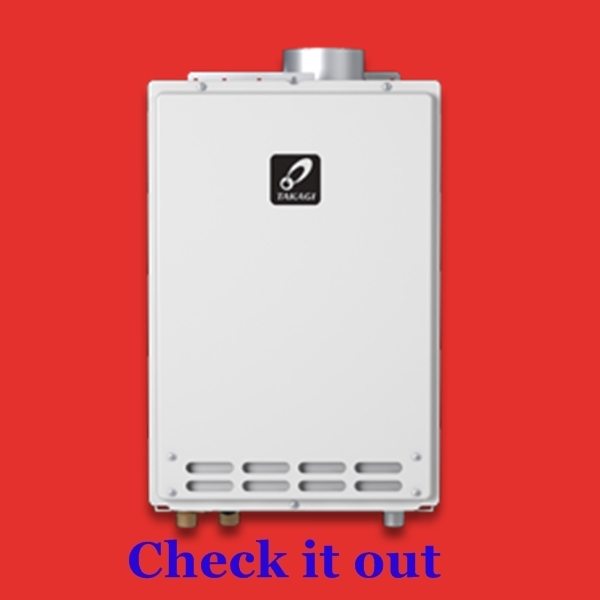 Best tankless water heater for RV, camper or travel trailer...Takagi T-KJr2-IN-NG Indoor