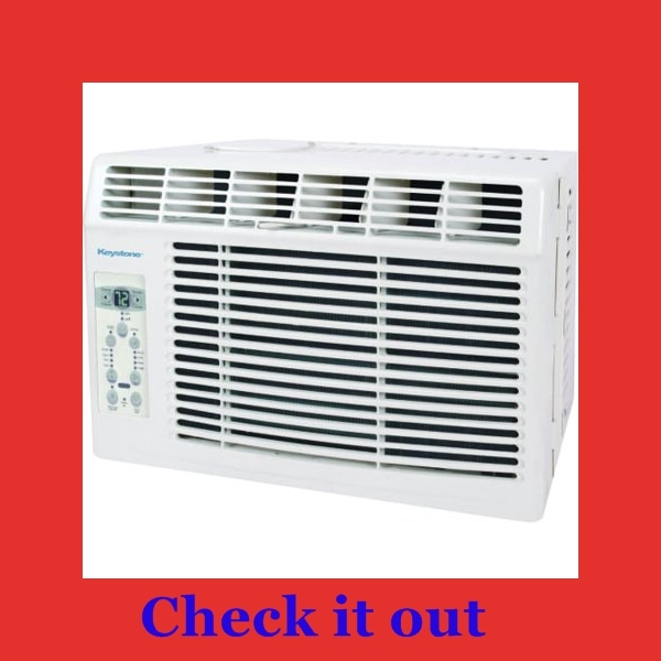 small window air conditioner... Keystone 5000BTU
