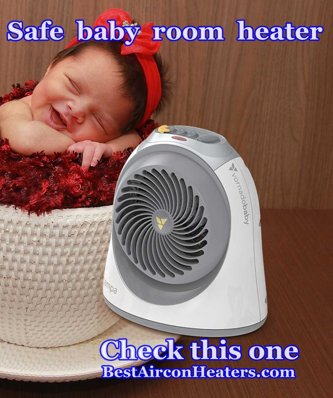 Safest Space Heater for Nursery and Baby Room [24 Best safe