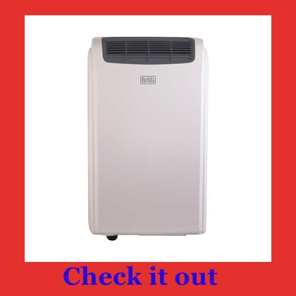 Portable  air  conditioners for camping  tent... Black + Decker 12000 BTU