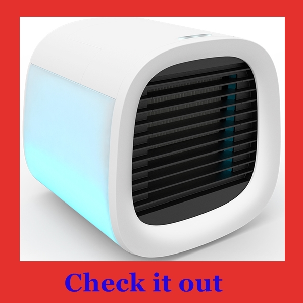 Air  conditioner  for camping tents... Evapolar evaCHILL Portable Personal Evaporative Air Cooler