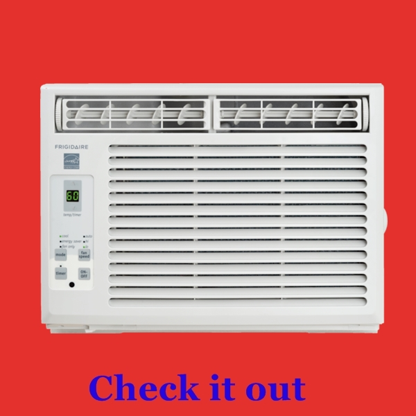 Portable  air  conditioners  for  tent  camping.... FRigidaire 5000 BTU  window  unit
