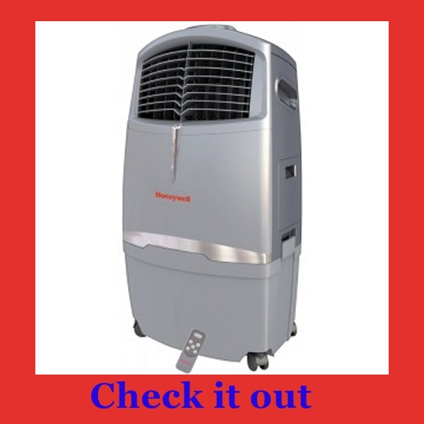 Portable  air conditioner for  tent  camping... Honeywell Evaporative  cooler