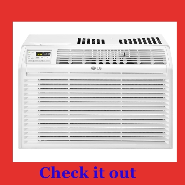 Window air conditioners  for  tent  camping... LG 6000 BTU 115V